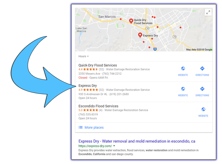 seo local search